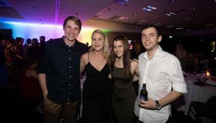 uniclubs award night